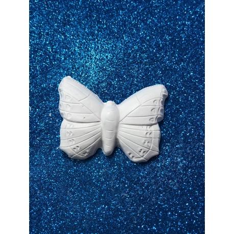 Farfalla media gesso ceramico profumato per il fai da te