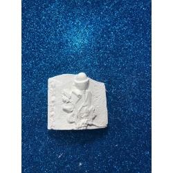 Icona Prima Comunione gesso ceramico fai da te