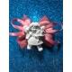 Fatina dei fiori in gesso ceramico profumato