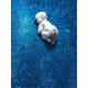 Bimbo-neonato gesso ceramico profumato