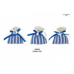 Sacchetto marinaresco 9x10 cm