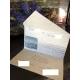Partecipazione - invito modello busta carta pergamena