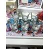 Vassoio legno con 6 bicchierini tema mare : Linea Capri legno