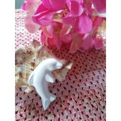 Delfino gesso ceramico profumato per fai da te