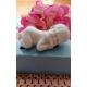 Stampo bimbo - neonato 3d in gomma siliconica professionale da colata