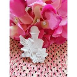 Icona calice prima comunione gesso ceramico profumato