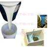 Gomma siliconica professionale colabile Flacone da 5 kg + cataliz. da 250 gr.