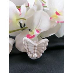 Farfalla in gesso ceramico profumato